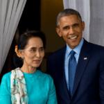 Myanmar-America relations enter new era after Obama-Suu Kyi meeting