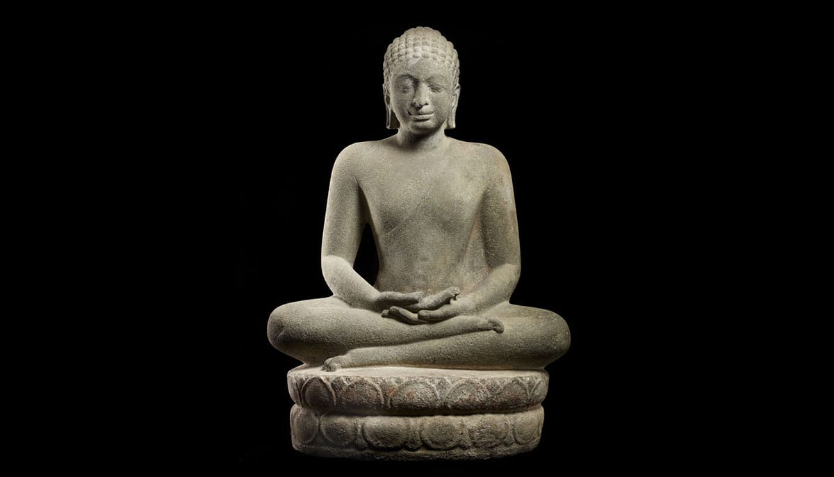 Buddha in meditation