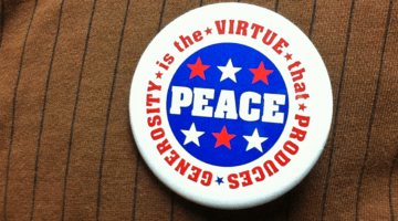 peace-virtue