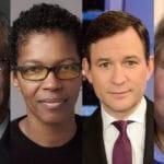 "Sharon Salzberg, angel Kyodo williams, Dan Harris, Chuck Lief, to present on ""Practicing Change"" at TEDx Washington Square"