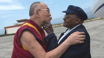The Dalai Lama and Desmond Tutu — The Best of Spiritual Friends