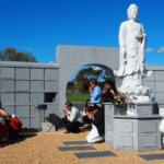South Australia's first Buddhist burial grounds marks inaugural interment