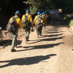 Tassajara Zen Mountain Center survives Soberanes wildfire