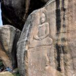 "Destroyed by Taliban nine years ago, iconic ""Jahanabad Buddha"" is reborn"