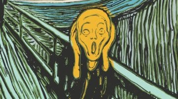 The Scream.