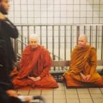 Buddhists bring meditation to the streets and subways of NYC