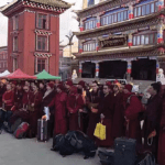 Larung Gar's evicted Buddhist monastics must pledge to never return