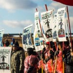 Among the Bodhisattvas at Standing Rock