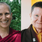 "8 North American Buddhist nuns, including Pema Chödrön and Thubten Chodron, receive ""Global Bhikkhuni Award"""