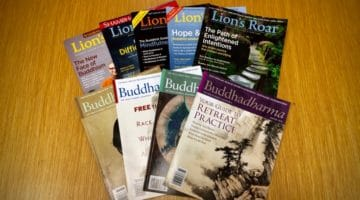 2016 Lion's Roar and Buddhadharma.