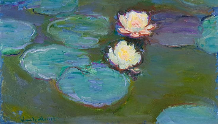 How Buddhism inspired Monet's masterpieces