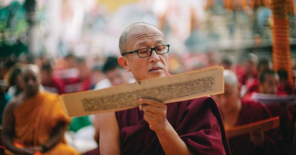 How Will You See the Guru? -- Dzongsar Khyentse Rinpoche