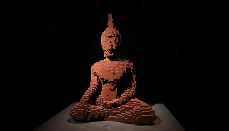 Lego Buddha, What Makes you a Buddhist