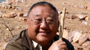 Gelek Rinpoche.