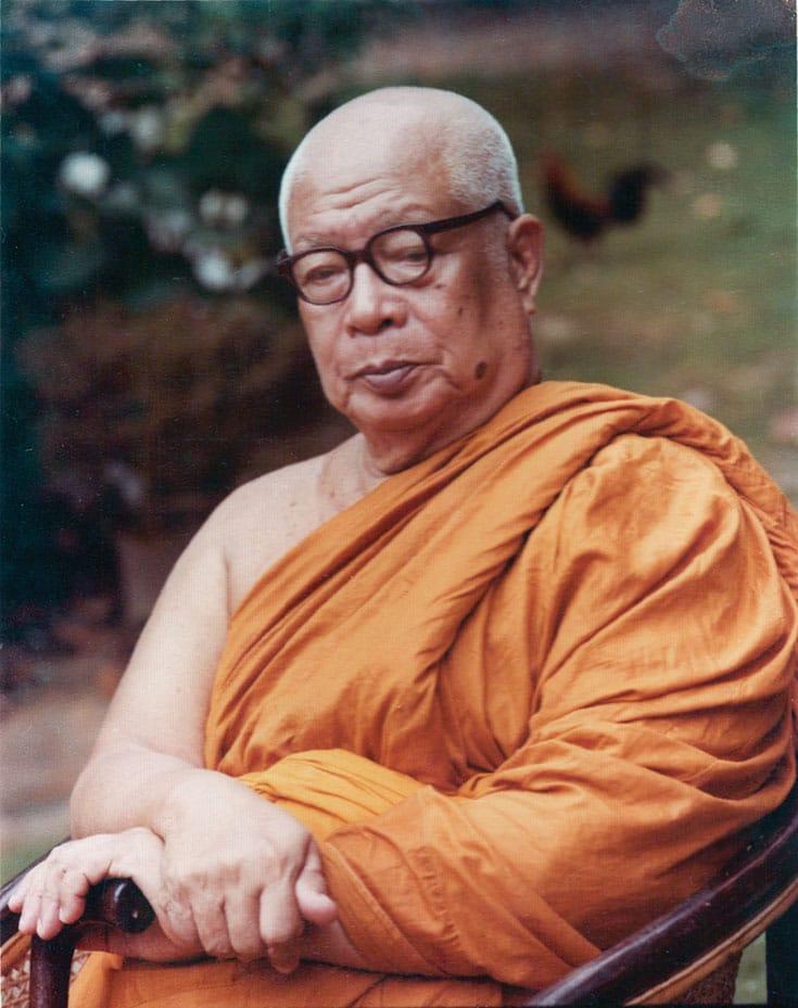Ajahn Buddhadasa. Courtesy of Buddhadasa Indapanyo ArchIves (Bangkok).