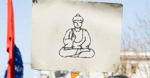 How Meditation Helps Us to Be One With – and Effect – Change