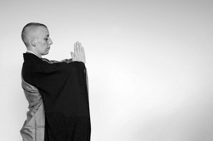 Form ritual Zen