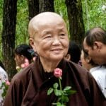 Sister Chan Khong implores Aung San Suu Kyi to accept help from Buddhists for Myanmar's Muslims