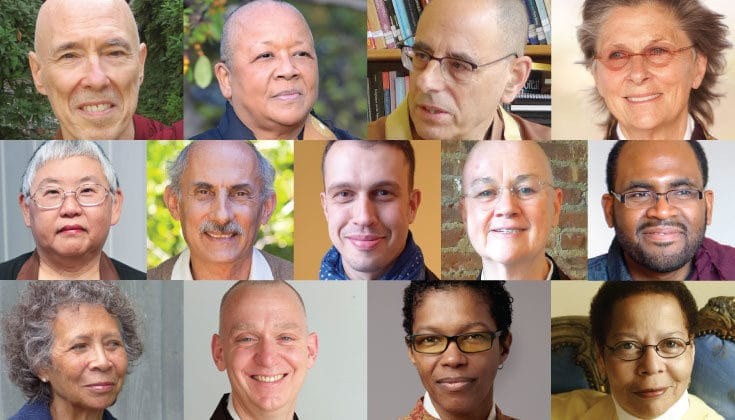 Stand Against Suffering: A Call to Action by Buddhist Teachers