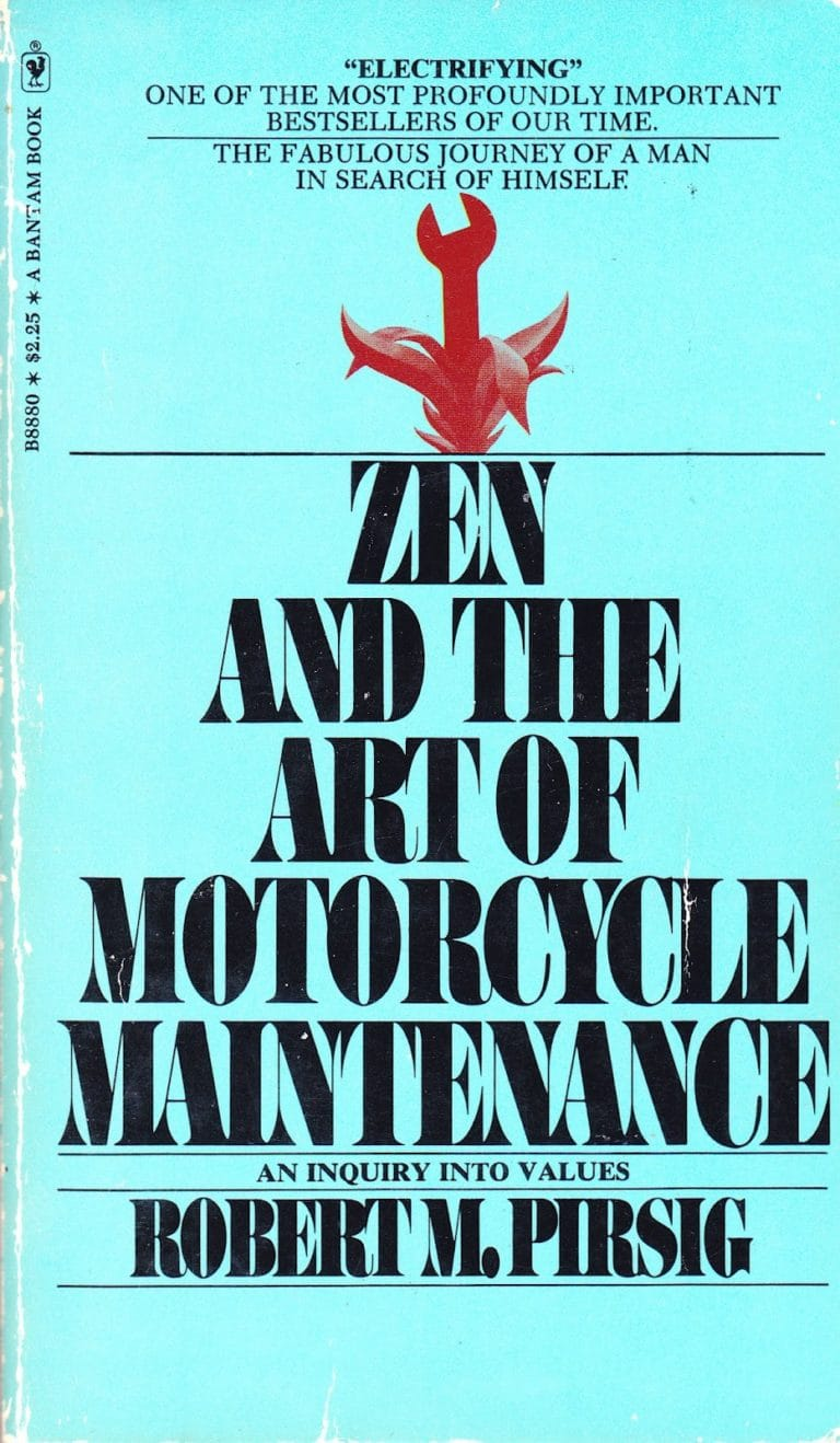zen and the art of motorcycle