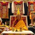 Spiritual leader of Gelug school of Tibetan Buddhism, 103rd Gaden Tripa Jetsun Lobsang Tenzin Rinpoche, dies