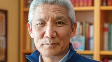 Thupten Jinpa, Voice for Compassion