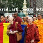 One Earth Sangha organizes Buddhist presence at People's Climate Mobilization
