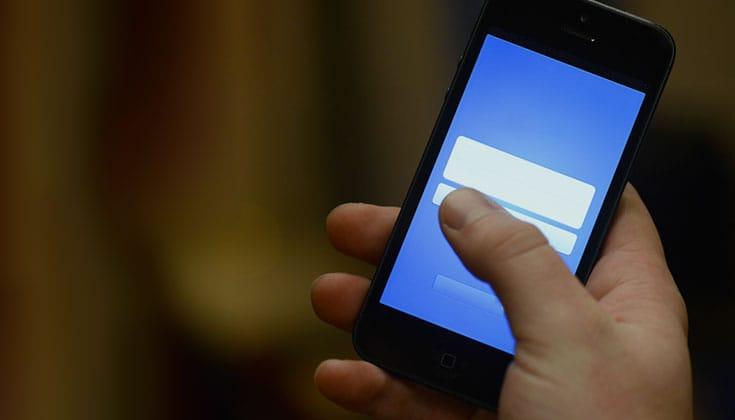 Facebook phone.