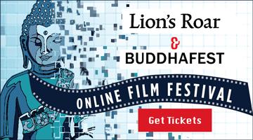 Buddhafest online film festival ad