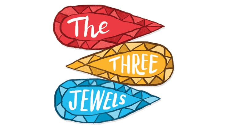 What Are The Three Jewels? - Lion's Roar