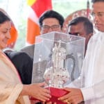 At UN Vesak Day celebrations in Sri Lanka, world peace takes center stage