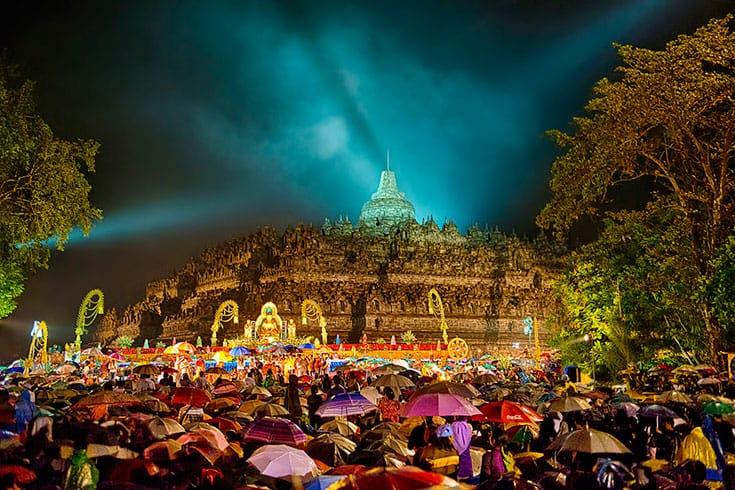 Buddhist Holiday Vesak