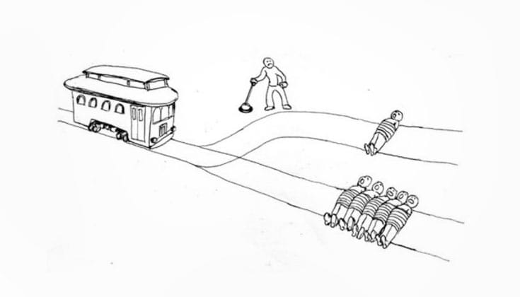 How Would A Buddhist Monk Solve The Classic Trolley Problem