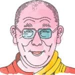 What role does the Dalai Lama play in Buddhism?