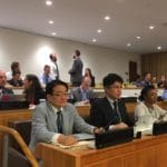 SGI issues further statements advancing anti-nuclear weapon cause
