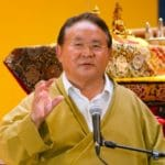 Letter to Sogyal Rinpoche from current and ex-Rigpa members details abuse allegations