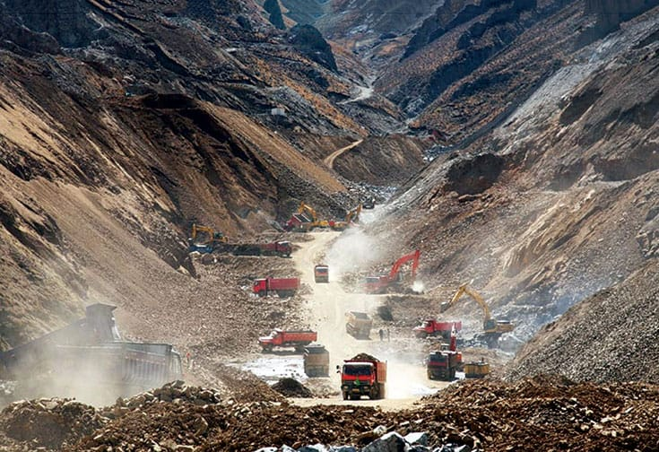 Tibet's rich deposits of minerals and fossil fuels help power China's rapid economic growth. Resource development has damaged the environmentally important Tibetan plateau.
