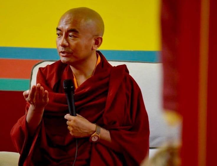 yongey mingyur rinpoche speaking