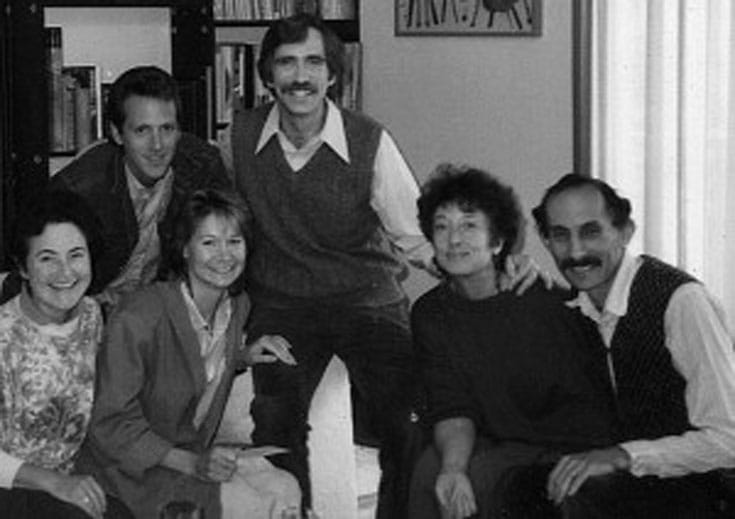 Jack Kornfield at Spirit Rock's first teacher training