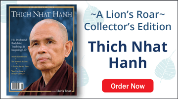 Thich Nhat Hanh Collector's Edition Ad