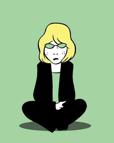 Meditator.