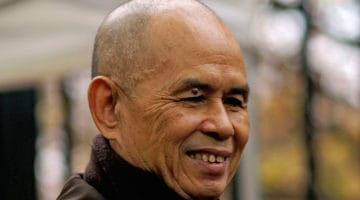 "Readers say ""Thank You, Thich Nhat Hanh"" with their poems"