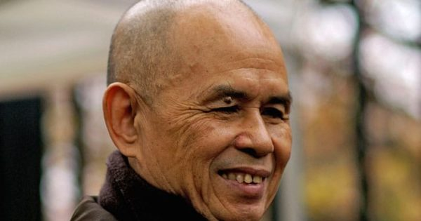"""""""Very alert, present and at peace""""— Plum Village shares Thich Nhat Hanh 95th birthday update"""