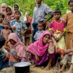 Buddhist activists appeal to Myanmar's leaders, bring aid to fleeing victims