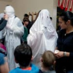 Feeding Hungry Ghosts on Halloween