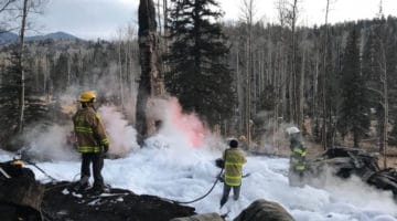 Upaya Zen Center abbot loses cabin home to fire