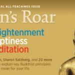 Inside the March 2018 Lion's Roar magazine