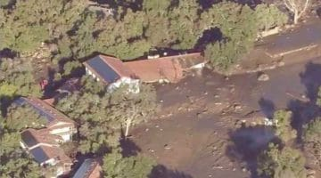 Montecito mudslides force Buddhist retreat to evacuate