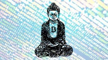 Buddhist bitcoin.