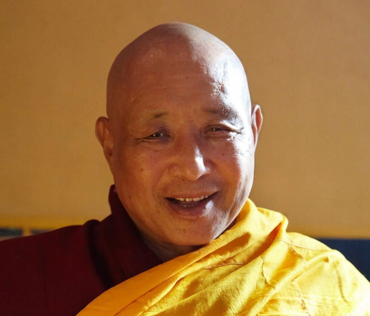 Lama Norlha Rinpoche.